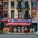 Manhattan Meat Market by Stuart Row