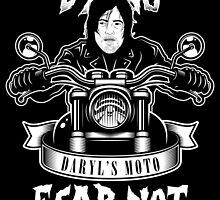 Daryl's Moto by Arien Jorgensen
