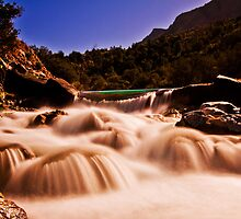 Fossil Creek, AZ by EmanuelAZ