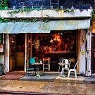 Manhattan Cafe by Stuart Row
