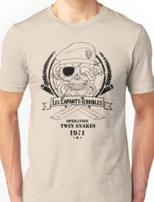 Les Enfants Terribles (Big Boss Edition) T-Shirt