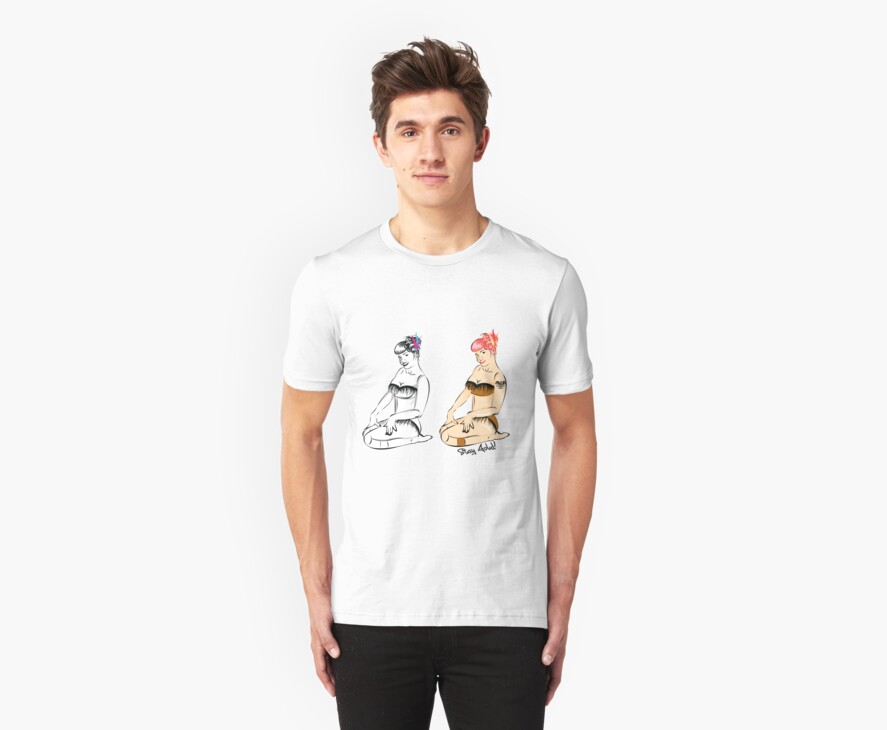 Pin up tee by bettypearl