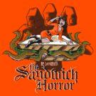 HP LoveKRAFT's the Sandwich Horror by Gimetzco