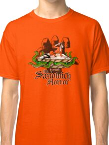 HP LoveKRAFT's the Sandwich Horror Classic T-Shirt