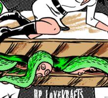 HP LoveKRAFT's the Sandwich Horror Sticker
