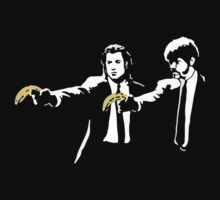 PULP FICTION BANANA. by mcholler
