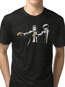 PULP FICTION BANANA. Tri-blend T-Shirt