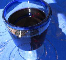 A Glass of Wine - Una Copa de Vino by PtoVallartaMex