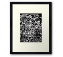 Intricate Emotions # 2 Framed Print