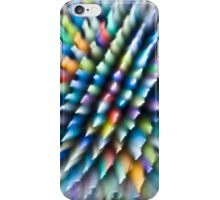 Colourful Spikes iPhone Case/Skin