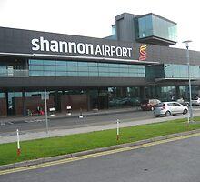 Shannon's Airport by billystygian