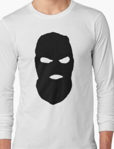 BALACLAVA GUY Long Sleeve T-Shirt