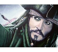 Jack Sparrow Photographic Print