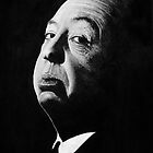 Alfred Hitchcock by barrymckay