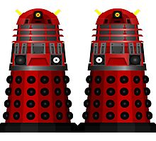 EXTERMINATE !!! Photographic Print