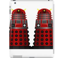 EXTERMINATE !!! iPad Case/Skin