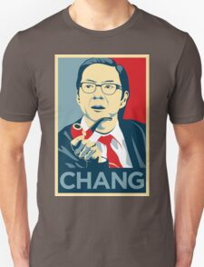 Chang We Can Believe In (Community) T-Shirt
