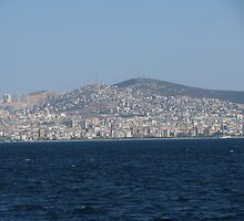 A view of Istanbul by rasim1