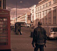 stamford street by Adam Glen