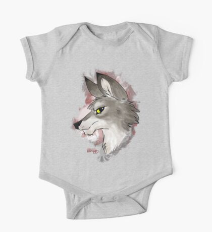 Timber Wolf One Piece - Short Sleeve