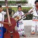 The Band - La Banda by Bernhard Matejka