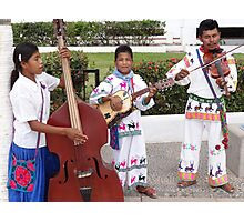 The Band - La Banda Photographic Print