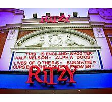 Ritzy, Brixton Photographic Print