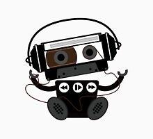 Cassette Robot Unisex T-Shirt