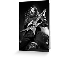 All That Remains - Oli Herbert Greeting Card