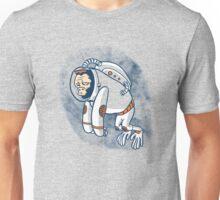 Astronaut Ape Unisex T-Shirt