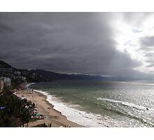 Afternoon At The Bay Of Banderas - Tardecita Photographic Print