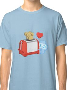 Bravest Warriors - Jelly Kid Love Toast Classic T-Shirt