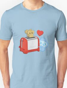 Bravest Warriors - Jelly Kid Love Toast Unisex T-Shirt