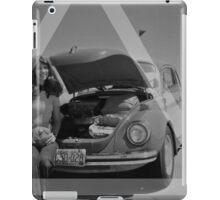 OVERFIFTEEN BEETLE ROADTRIP iPad Case/Skin