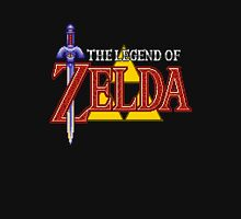 The Legend of Zela - A Link to the Past logo Unisex T-Shirt