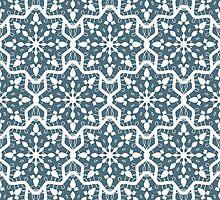 New Year; Christmas; winter. Lace pattern by alijun