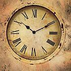 Vintage Clock by Madeleine Forsberg