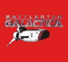 Battlestar Galactica Viper T-shirt Baby Tee