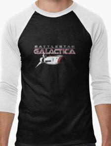 Battlestar Galactica Viper T-shirt Men's Baseball ¾ T-Shirt