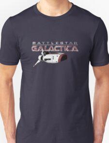 Battlestar Galactica Viper T-shirt Unisex T-Shirt