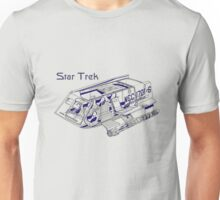 Star Trek Shuttle Unisex T-Shirt