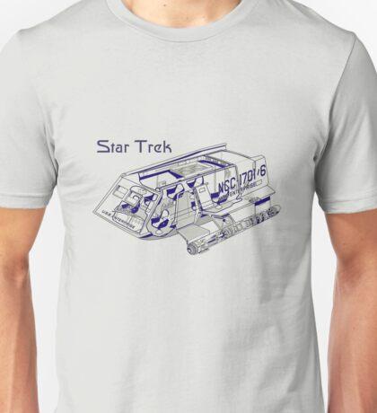 Star Trek Shuttle Unisex T-Shirt