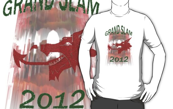 grand slam 2012 Wales  by sjbaldwin