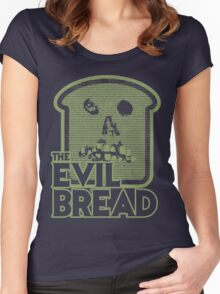 The Evil Bread Women's Fitted Scoop T-Shirt