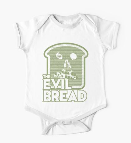 The Evil Bread One Piece - Short Sleeve