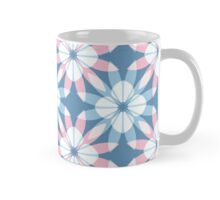 The pattern of flowers Mug