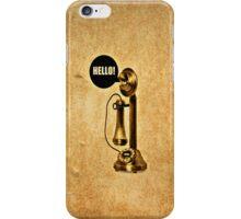 Hello!! - iPhone skin iPhone Case/Skin