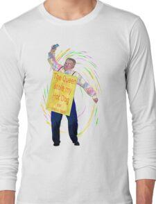 hotdog Long Sleeve T-Shirt