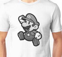 Olde Timey Mario Unisex T-Shirt