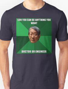 Asian Meme Unisex T-Shirt